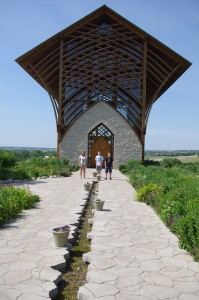 Shrine of the Holy Family | On the Road with Lewis and Clark