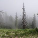 Clouds over Teton Pass