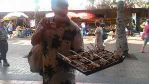 Chinatown treats Hawaii Food Tour